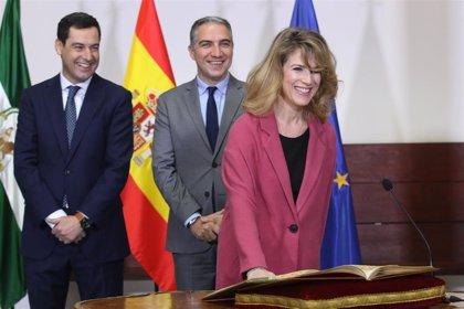 """Ana Mestre dice que el cambio político andaluz """"ha traído estabilidad, certidumbre y garantía de futuro"""" a Cádiz"""