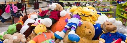 Fundación Cáritas Chavicar recoge desde este sábado 'Juguetes con Corazón' para las familias con más necesidades