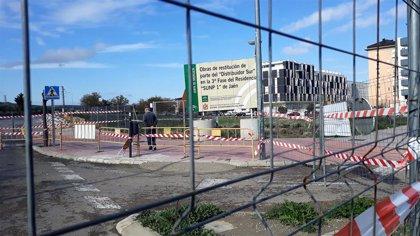 La Junta ejecuta el nuevo vial aledaño a la parcela del Conservatorio Superior de Música de Jaén