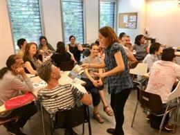Un dels cursos del Consorci per a la Normalització Lingüística (CPNL)