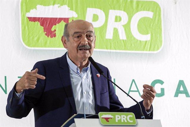 El diputado nacional del PRC, José María Mazón