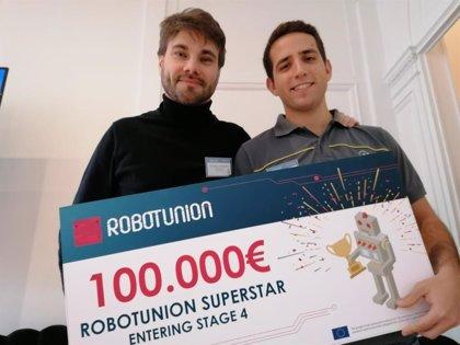 La murciana 'Nido Robotics' se hace un hueco entre las mejores startups europeas