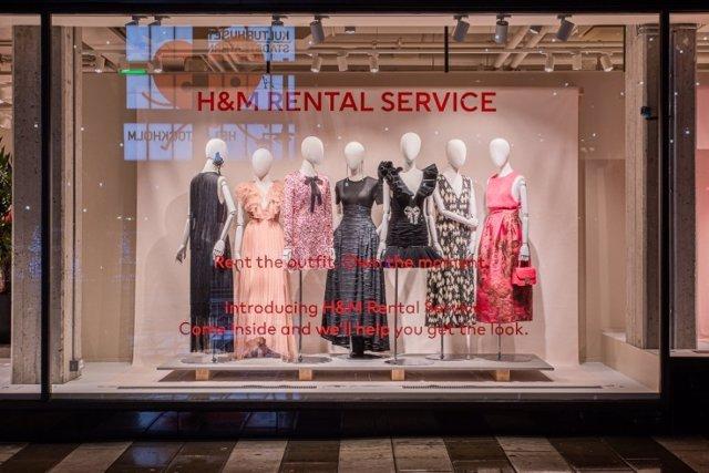 H&M lanza el servicio de alquiler de ropa