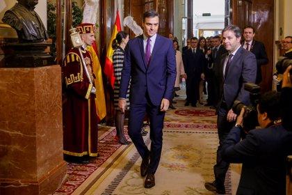 Sánchez anuncia que la reunión del martes con ERC será en Barcelona y no sabe si será la definitiva