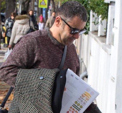Jorge Javier Vázquez muy triste tras su  operación