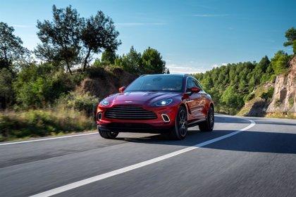 Aston Martin inaugura una fábrica en Gales para construir el nuevo DBX, su primer todocamino