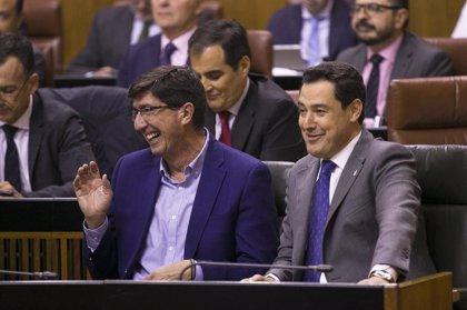Vox apunta buena relación con PP y Cs en Andalucía frente a las tensiones de Madrid y Murcia