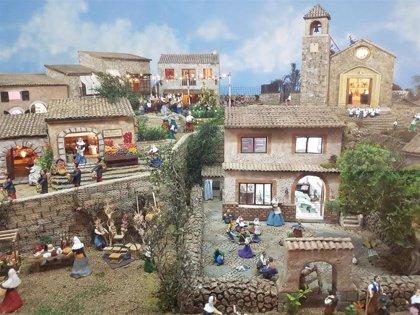 La Misericòrdia acoge hasta el 6 de enero el tradicional Belén Mallorquín