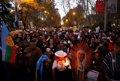"""La Marcha por el Clima comienza su recorrido por Madrid con miles de personas: """"Sin planeta no hay futuro"""""""