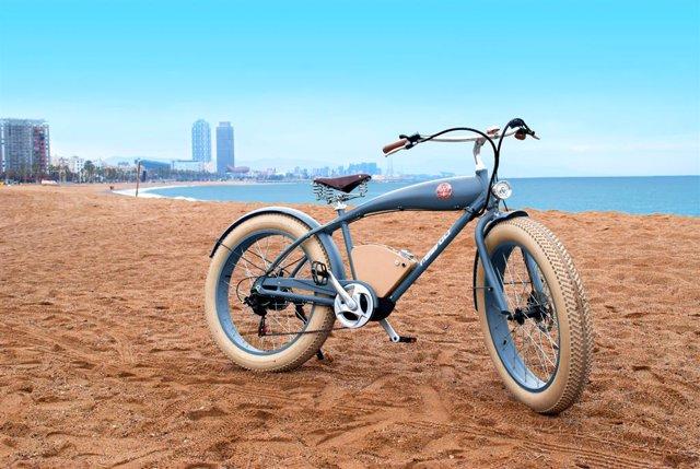 Rayvolt Bike exposa les seves bicicletes elèctriques retro a Barcelona i a Marbella