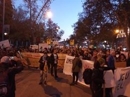 Adenex participa en la Marcha por el Clima