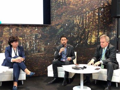 La Generalitat explica en el COP25 el Plan director de suelos no sostenibles del Alt Pirineu