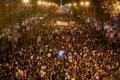 Miles de personas destierran a los coches del centro de Madrid en una multitudinaria Marcha por el Clima