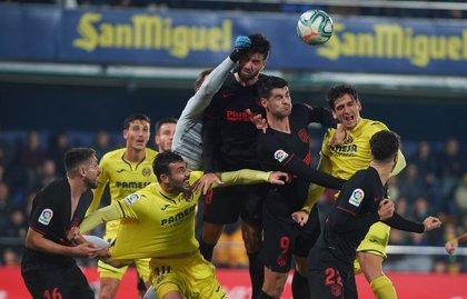 Crónica del Villarreal-Atlético de Madrid: 0-0.