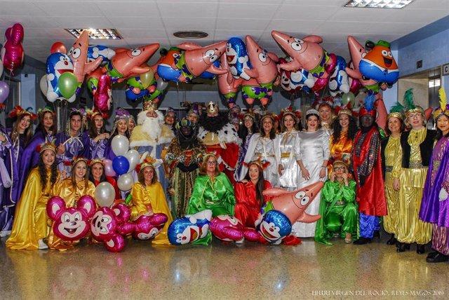 El programa de Navidad del Hospital Virgen del Rocío arranca este martes