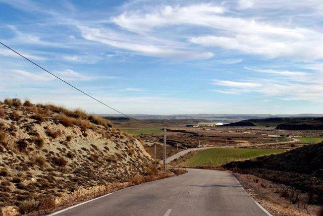 Localización de Castilla-La Mancha