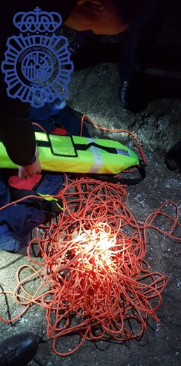 Instrumentos empleados para evitar el suicidio de un hombre en Vigo