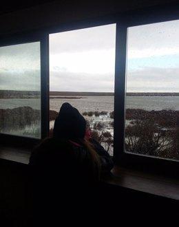 Observatorio de la laguna de La Nava.