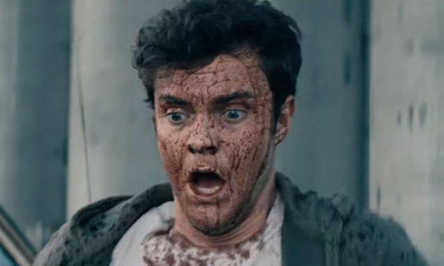 Jack Quaid como Hughie Campbell en el tráiler de la 2ª temporada de The Boys