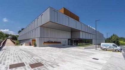 Galardonada una empresa riojana con el 'Trofeo Golden Gypsum' por su proyecto en el hotel Arima de San Sebastián