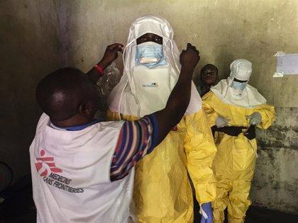 MSF retira a su personal de una de las zonas de RDC más afectadas por el ébola debido a la violencia