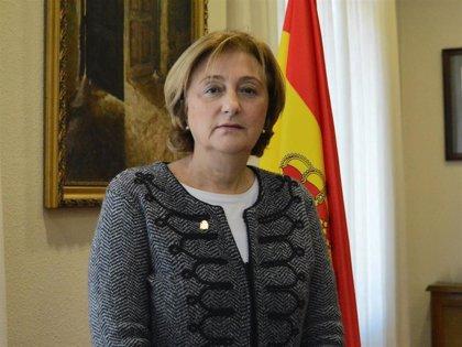 """Delia Losa afirma que la inversión permitirá convertir la red de cercanías en """"elemento vertebrador"""" en el área central"""