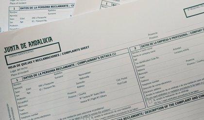 La Junta recuerda a las empresas que deben actualizar el libro de hojas de quejas y reclamaciones