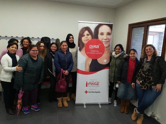 Un total de 70 mujeres en Tudela participan en una nueva edición de 'GIRA Mujere