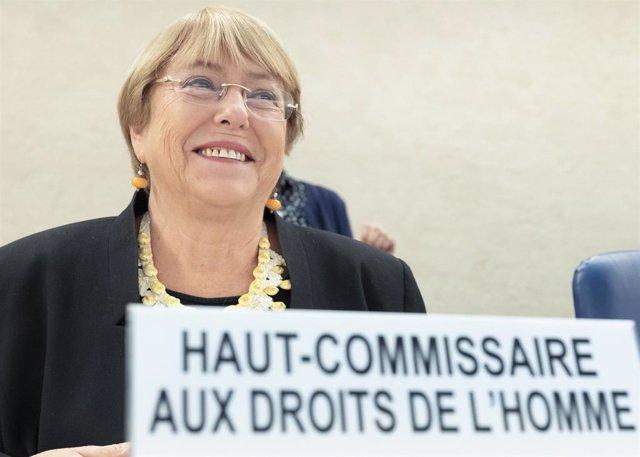 """COP25.- Bachelet: """"El Cambio Climático es la mayor amenaza a los Derechos Humano"""