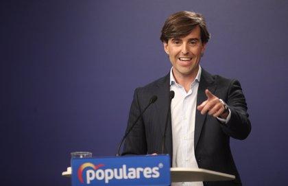 """El PP acusa a Sánchez de utilizar la Constitución para """"blanquear su negociación con aquellos que quieren romperla"""""""