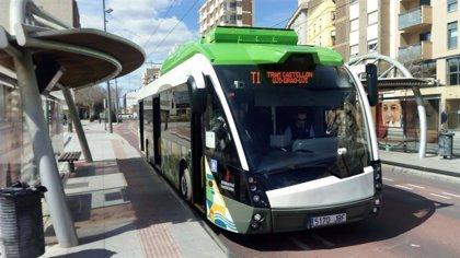 Castelló refuerza el transporte público con servicio 24 horas de bus y TRAM en Navidad y Nochevieja