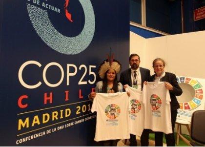 La carrera por 'El Clima y el Desarrollo Humano y Sostenible' se celebra este lunes en Madrid
