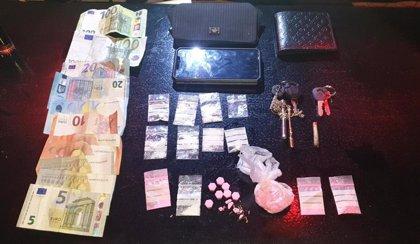 Cuatro detenidos en las inspecciones realizadas durante el puente de diciembre en tres locales en Palma