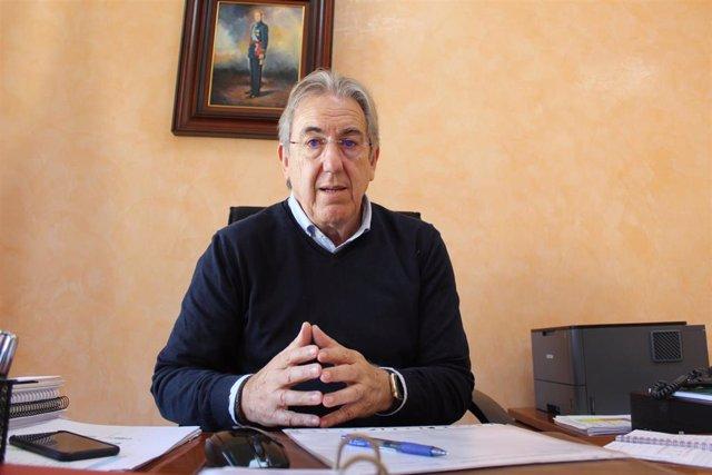 El director provincial del Ministerio de Educación y Formación Profesional (MEFP) en Ceuta, Javier Martínez