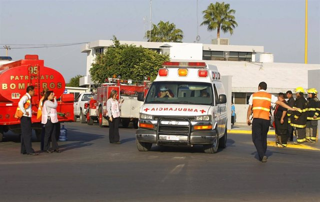 Ambulancia en México