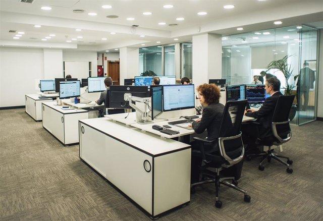 Imágen de la Oficina Central de Orfeo Capital en Madrid