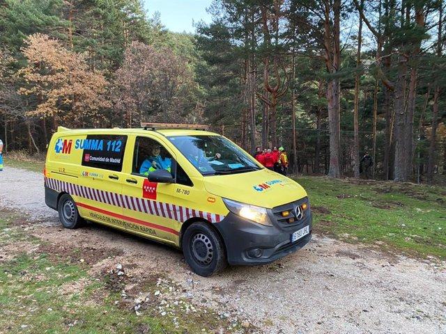 Fallece una mujer y otra resulta herida tras ser arrolladas por un tren de Cercanías en Cercedilla
