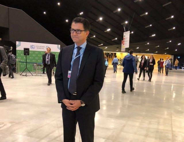 Jefe del Grupo Africano de Negociadores en la COP25