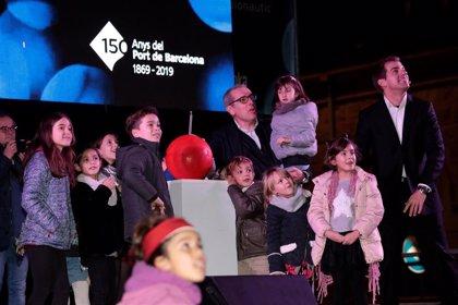 El Puerto de Barcelona abre la primera feria de Navidad de la capital junto al mar