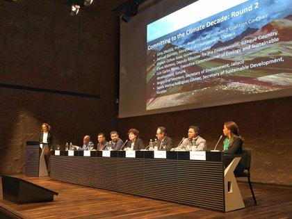 """Euskadi trabaja en un marco normativo para la neutralidad en carbono en 2050 """"o antes"""""""