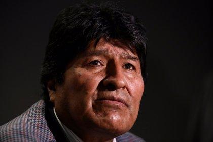 Evo Morales, elegido jefe de campaña del MAS para las elecciones generales en Bolivia