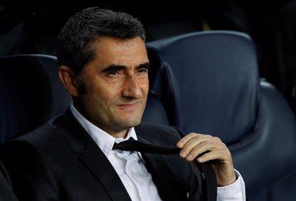 """Valverde: """"Ha sido una buena celebración del Balón de Oro"""""""
