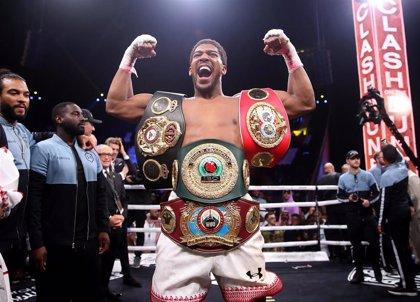 Joshua recupera el título de los pesos pesados ante Andy Ruiz