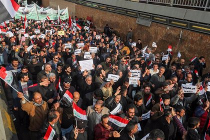 """La ONU califica de """"atrocidad"""" la matanza de manifestantes en Bagdad y pide a las FFAA que protejan a los civiles"""