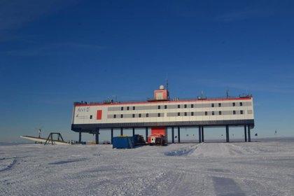 Estudio demuestra que las condiciones extremas de la Antártida provocan déficits en el pensamiento espacial y la memoria