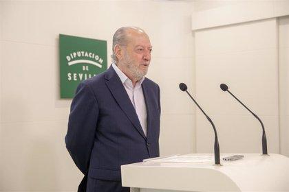 Diputación de Sevilla arregla estructuras de la SE-5206 en Morón y de la SE-226 en Carmona y Fuentes de Andalucía