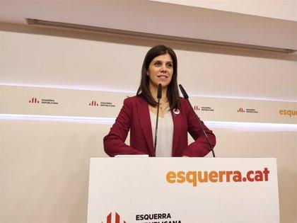 """ERC: """"Solo con que cese un poco la represión ya valdrá la pena negociar con el PSOE"""""""