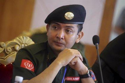 Tailandia aplaza la deportación de la familia del líder del movimiento insurgente birmano Ejército de Arakan