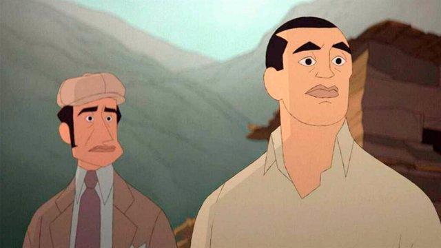 """Filme """"Buñuel en el laberinto de las tortugas"""""""