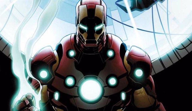 Iron Man en los cómics de Marvel